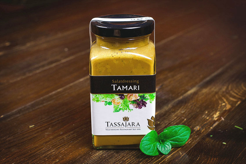 Tassajara Tamari Dressing