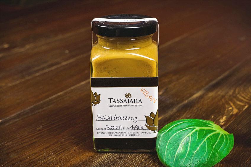 Tassajara Tamari Dressing Vegan